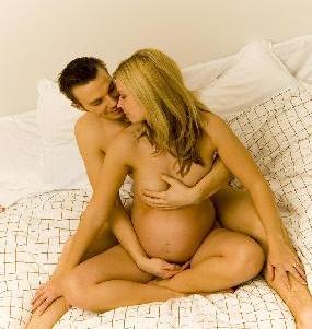 секс во время беременности позы