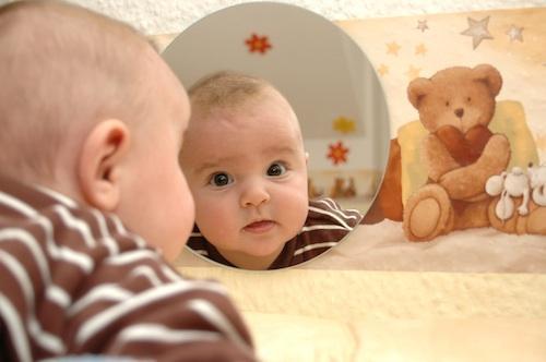 малыш 4 месяц