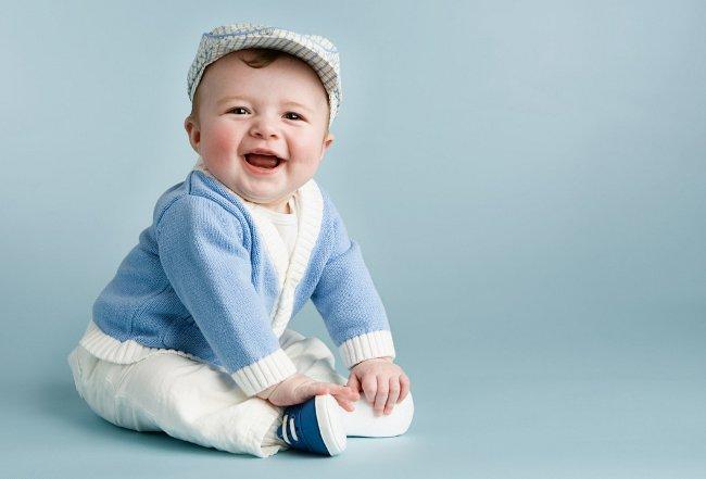малыш 8 месяц