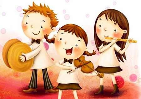 Занятия музыкой для ребенка - большая нагрузка занятия музыкой для ребенка