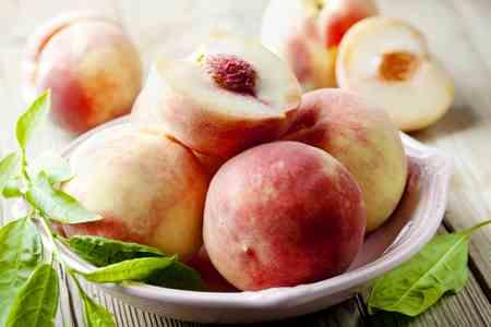 Целая аптека! волшебный плод персик