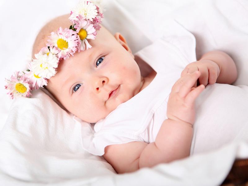 малыш 3 месяц
